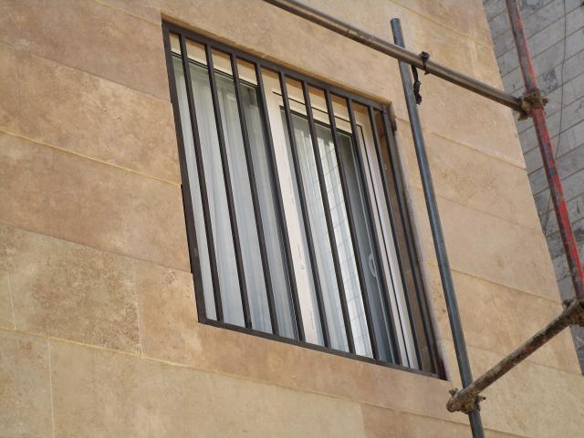 حفاظ پنجره کوره ای الکترواستاتیکی